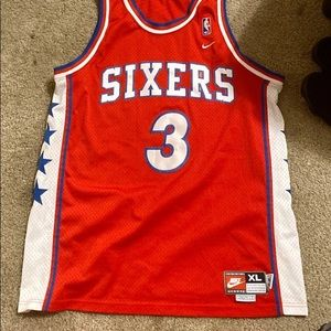 Other - Authentic Iverson Jersey xl